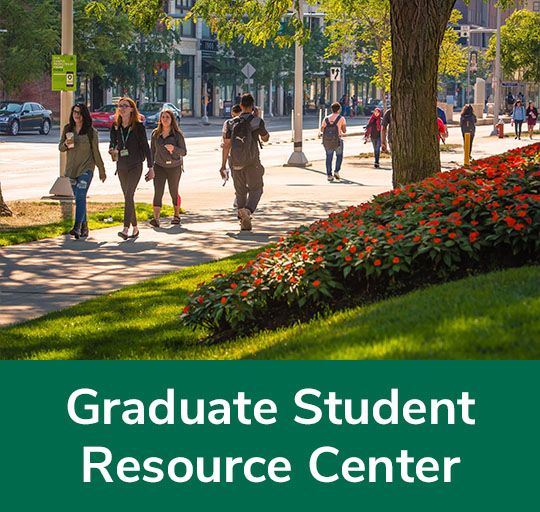 Graduate Student Resource Center